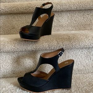 BP wedge sandals